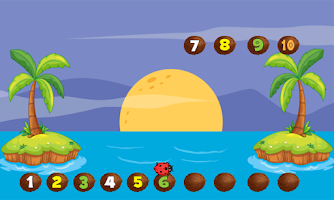 Screenshot of Kids Number World
