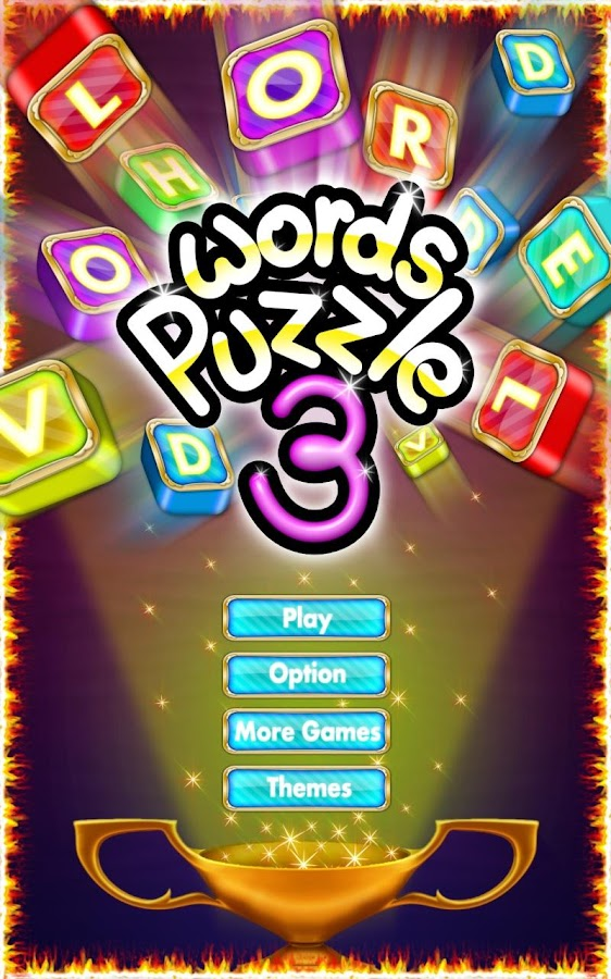 Words Puzzle 3 - screenshot