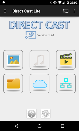 Direct Cast Lite Chromecast