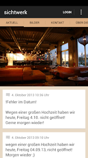 Restaurant Sichtwerk - screenshot thumbnail