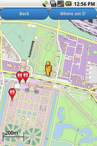 Hanover Amenities Map free