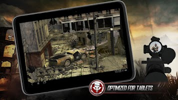 Screenshot of SNIPER SQUAD – Action Game