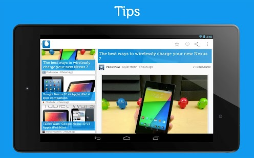 Drippler - Android Tips & Apps Screenshot 18