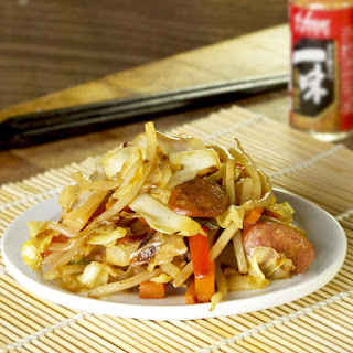 Yasai Itame - Vegetable Stir Fry