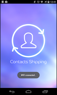 Contacts Shipping- screenshot thumbnail