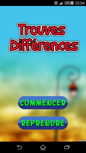 Trouves Différences