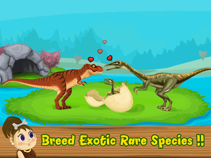 Dino Village - screenshot thumbnail