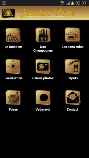 Champagne Jeandon-Privé