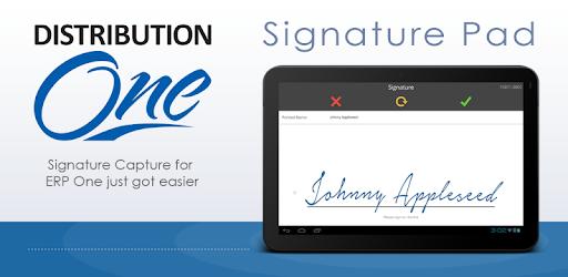 Приложения в Google Play – Distone Signature Pad