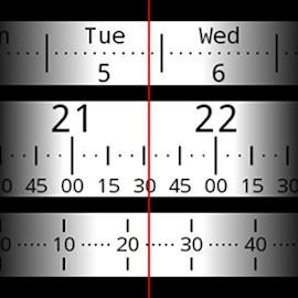 Meter Watch Face for Wear Screenshot 1