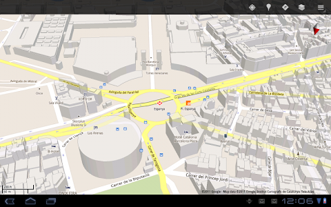 Map Navigation 3D screenshot 4