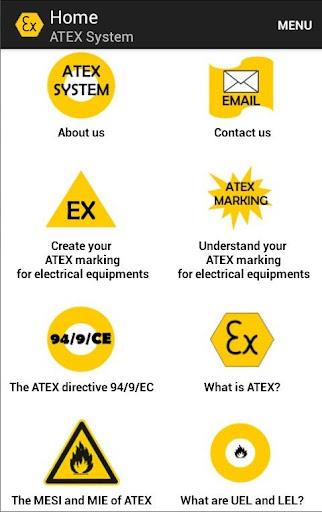 Atex System Application