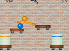 Screenshot of Shoot'n'Roll Free
