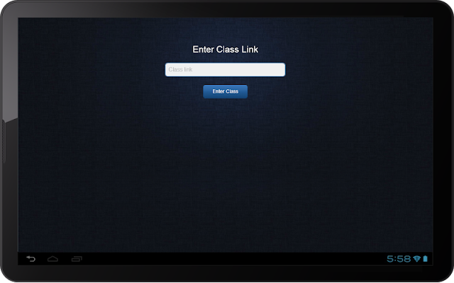 Virtual Classroom - screenshot