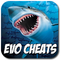 Hungry Shark Evolution cheats icon