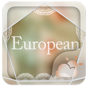 EUROPEAN THEME GO WEATHER EX icon
