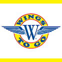 Wings To Go – Newark DE logo