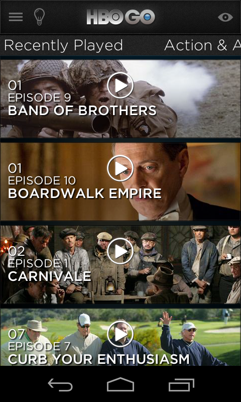 how to watch hbo on the go