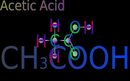 Organic Molecules 3 FREE- screenshot thumbnail