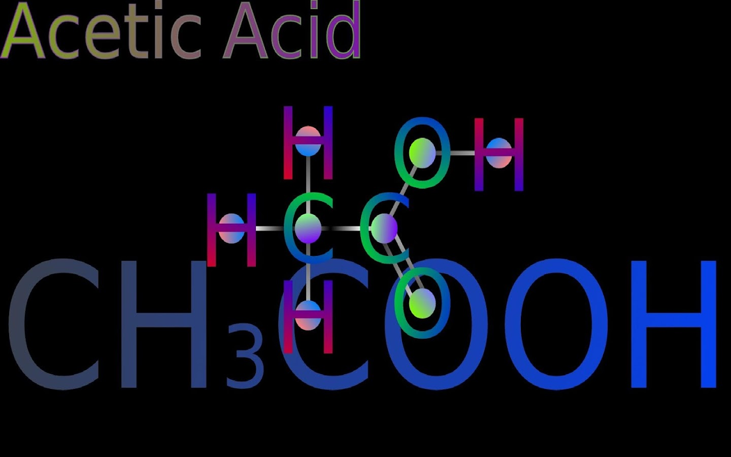 Organic Molecules 3 FREE- screenshot