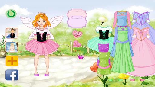 仙女公主裝扮