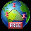 GPS Area Measure Free icon