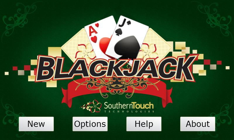 SouthernTouch BlackJack- screenshot