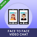 Face to Face Video Chat Review icon