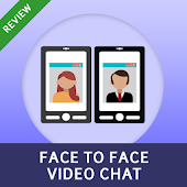 Download Face to Face Video Chat Review APK for Android Kitkat