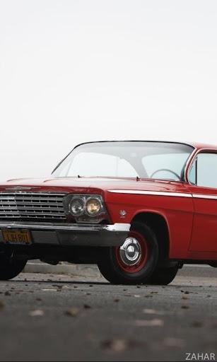 Chevrolet Retro Cars Wallpaper