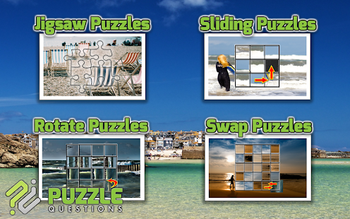 Lovely Seaside Puzzle Games- screenshot thumbnail