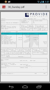 Payslip for SAP- screenshot thumbnail