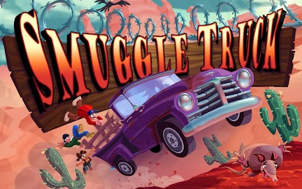Smuggle Truck Screenshot 1