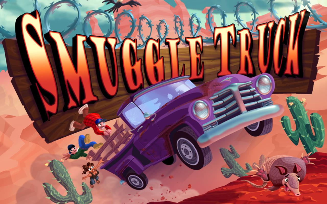 Smuggle Truck - screenshot