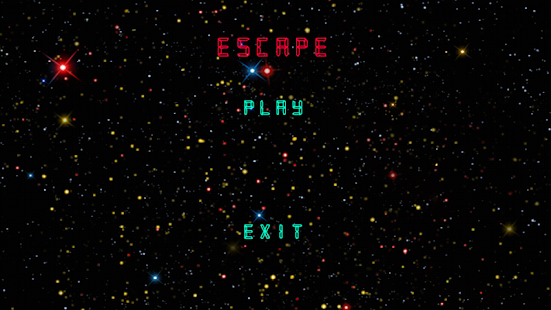 Escape- screenshot thumbnail