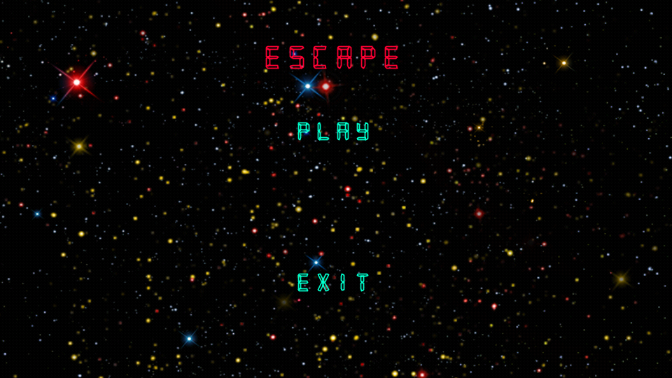 Escape - screenshot