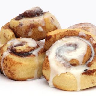 Divine Gluten Free Cinnamon Rolls