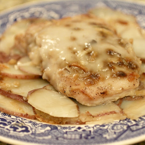 10 Best Baked Pork Chops With Cream Of Mushroom Soup And Onion Soup Mix Recipes Yummly