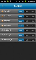 Screenshot of AquaController Apex - Beta