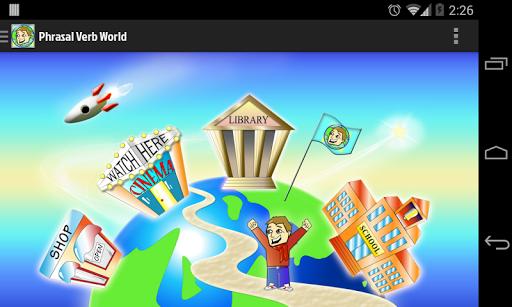 Phrasal Verb World