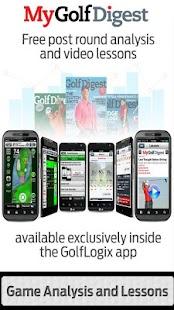 GolfLogix #1 Free Golf GPS App - screenshot thumbnail