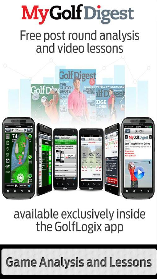 golflogix measuring the game of golf Golflogix measuring the game of golf - golflogix has developed a small, gps-based device to help golfers track their play they must decide how best to distribute these devices: 1) sell them.