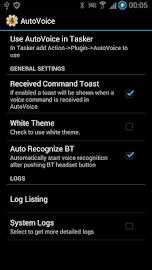AutoVoice Screenshot 2