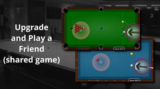 Funky Snooker- screenshot thumbnail