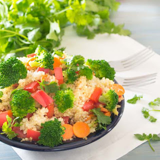 Thai Coconut Quinoa Salad