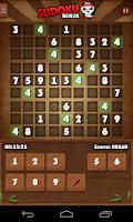 Screenshot of Sudoku Ninja