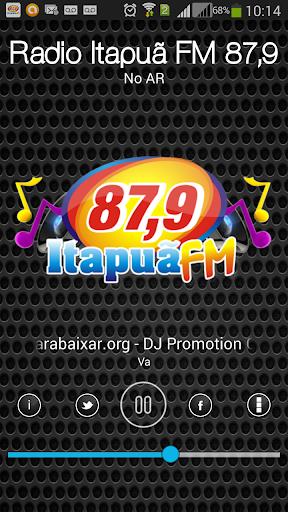 Radio Itapuã FM 87 9
