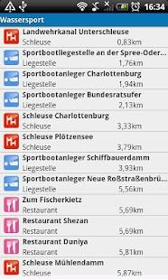 Wassersport- screenshot thumbnail