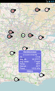 MobiWindStations+ screenshot 1