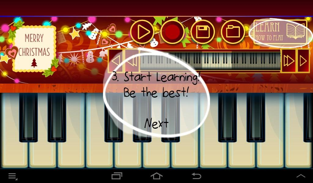 Best Piano Lessons Christmas- screenshot